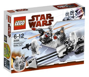 Lego Star Wars - Snowtrooper Battle Pack - Ref.:8084