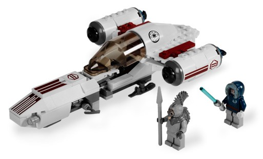 Lego Star Wars - Freeco Speeder - Ref.:8085  - Hobby Lobby CollectorStore