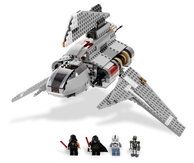 Lego Star Wars - Emperor Palpatine´s Shuttle  - Hobby Lobby CollectorStore