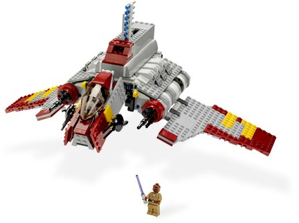 Lego Star Wars - Republic Attack Shuttle - Ref.:8019  - Hobby Lobby CollectorStore