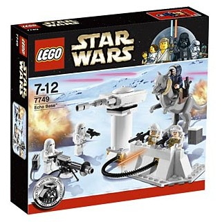 Lego Star Wars - Echo Base - Ref.:7749  - Hobby Lobby CollectorStore