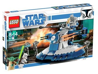 Lego Star Wars - Separatist AAT - Ref.: 8018
