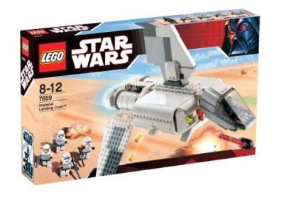 Lego Star Wars - Imperial Landing Cratf - Ref.:7659