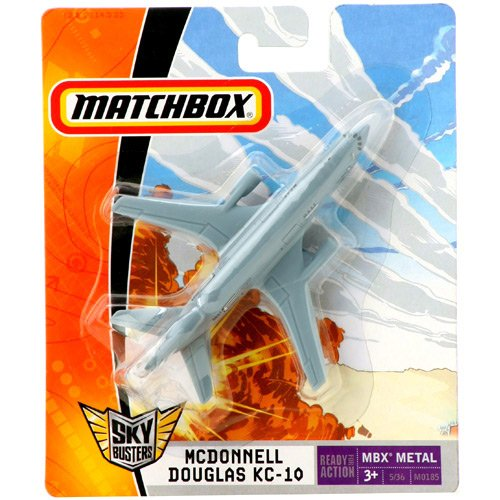 Matchbox - Sky Busters - MCDONNEL DOUGLAS KC-10  - Hobby Lobby CollectorStore
