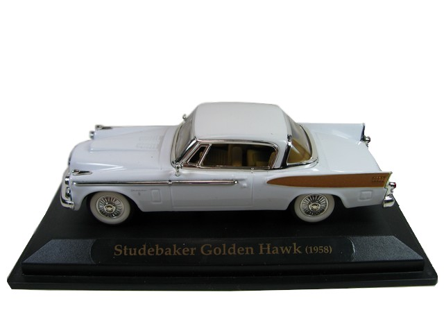 Yatming - Studebaker Golden Hawk (1958)  - Hobby Lobby CollectorStore