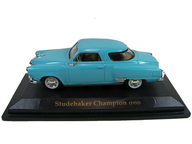 Yatming - Studebaker Champion (1950)  - Hobby Lobby CollectorStore