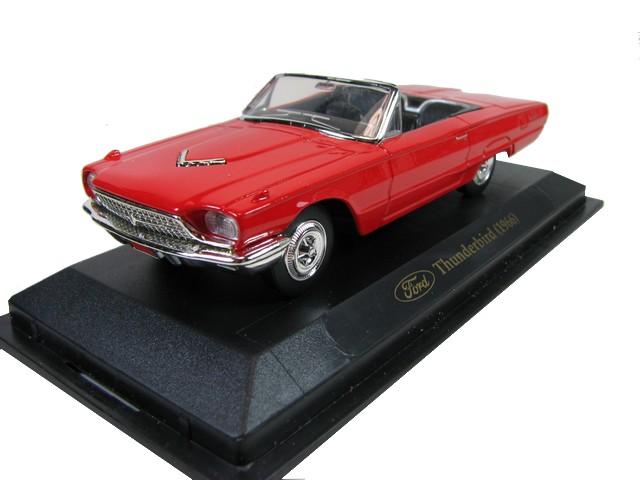 Yatming - Ford Thunderbird (1966)