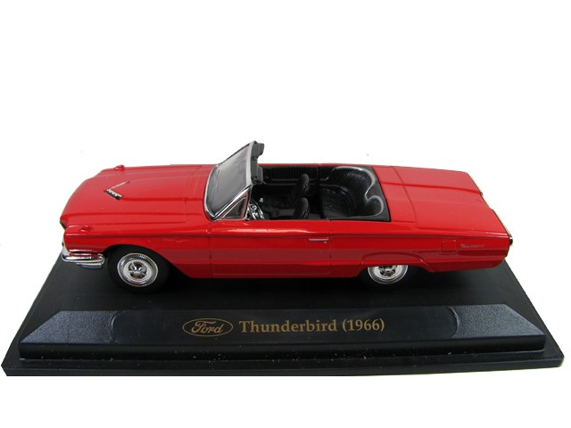 Yatming - Ford Thunderbird (1966)  - Hobby Lobby CollectorStore