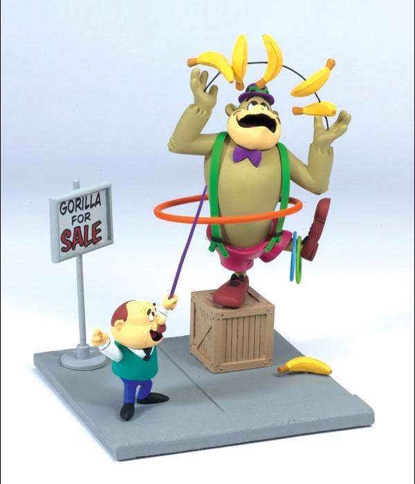McFARLANE TOYS - MAGUILA GORILLA  - Hobby Lobby CollectorStore
