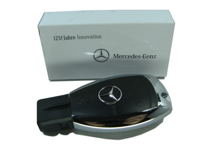 Pen Drive Chave Mercedes-Benz  - Hobby Lobby CollectorStore