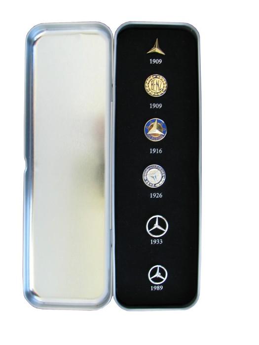 Mercedes-Benz Stickpin Classics  - Hobby Lobby CollectorStore