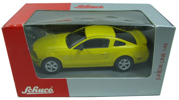 Schuco - Ford Mustang GT  - Hobby Lobby CollectorStore