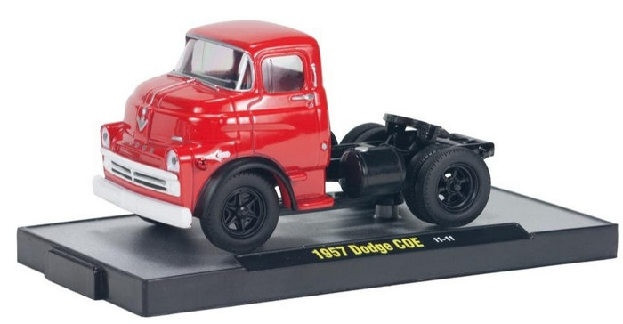 M2 - 1957 Dodge COE Truck  - Hobby Lobby CollectorStore