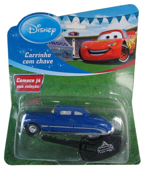 Disney - Doc Hudson - Carro com chave  - Hobby Lobby CollectorStore