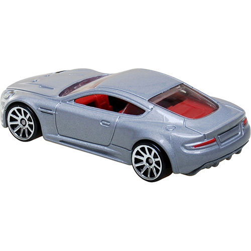 Hot Wheels - Coleção 2010 - ´10 Aston Martin DBS - Mattel  - Hobby Lobby CollectorStore