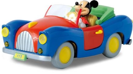 Motorama - Disney Clássicos - Carro do Mickey