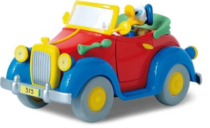 Motorama - Disney Clássicos - Carro do Pato Donald  - Hobby Lobby CollectorStore