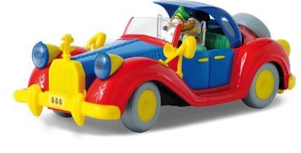 Motorama - Disney Clássicos - Carro do Tio Patinhas