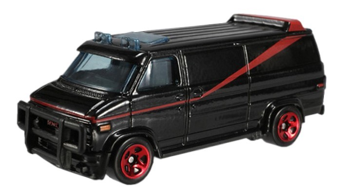 Hot Wheels - Coleção 2011 - A Team Van - Hobby Lobby CollectorStore