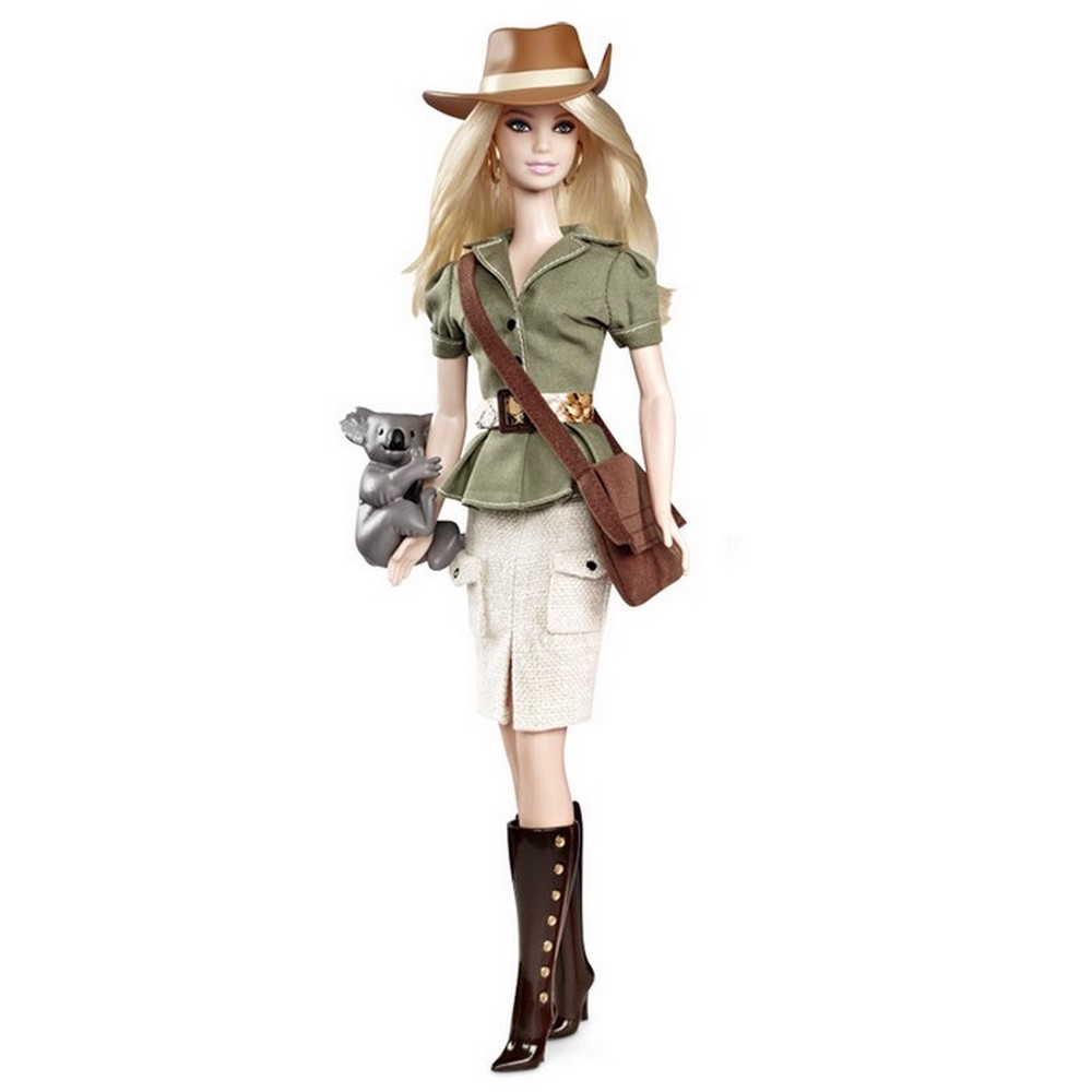 Barbie Collector - Dolls of the World - Austrália  - Hobby Lobby CollectorStore