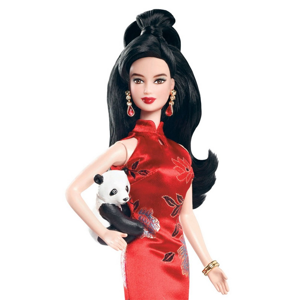 Barbie Collector - Dolls of the World - China  - Hobby Lobby CollectorStore