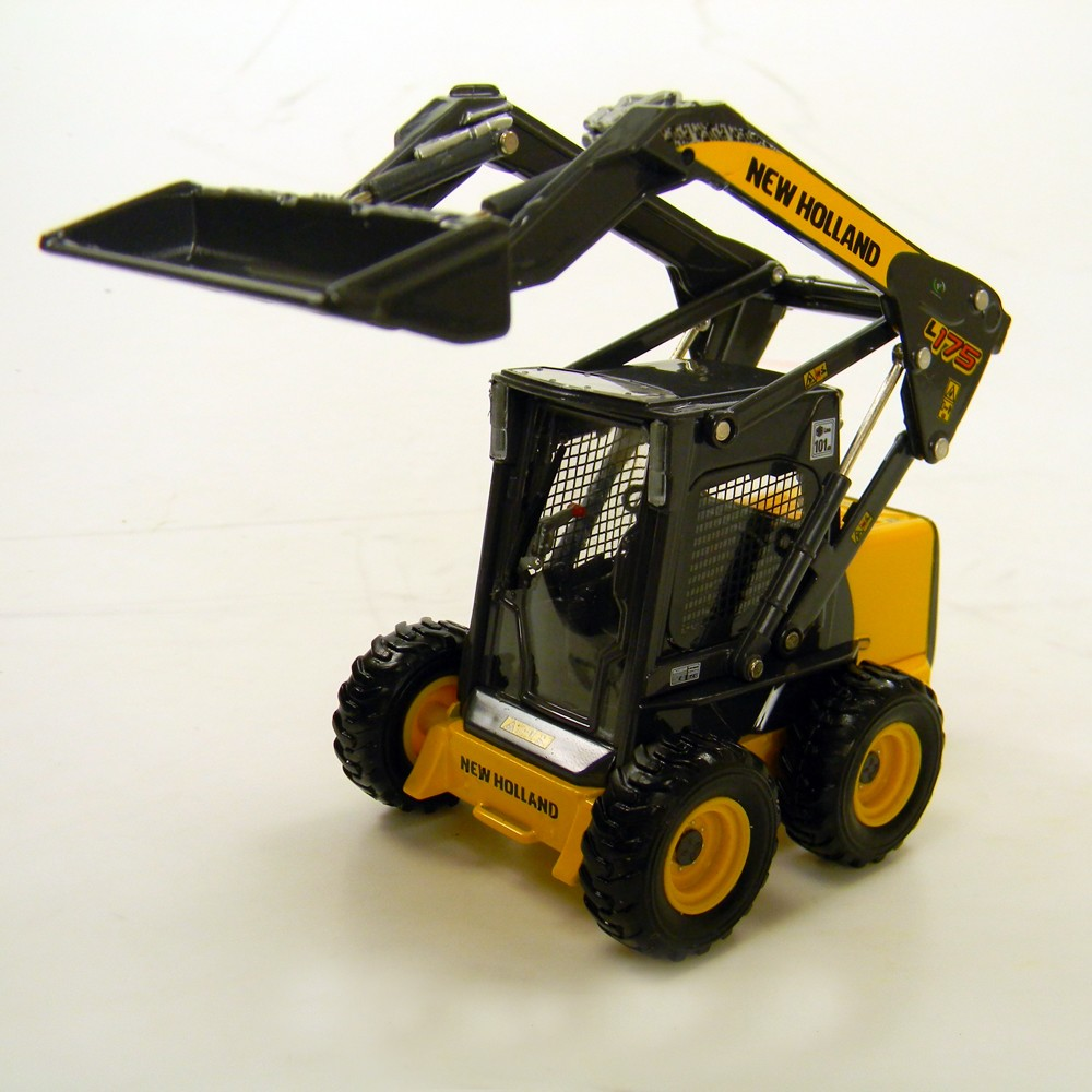 New Holland L175 - Mini Carregadeira  - Hobby Lobby CollectorStore