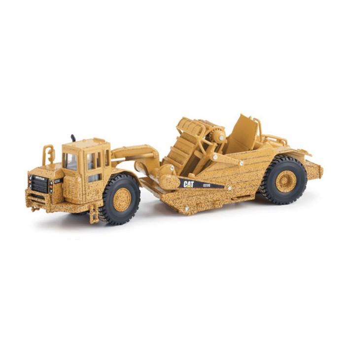 Caterpillar 623G - TRATOR SCRAPER - SUJA COM TERRA  - Hobby Lobby CollectorStore