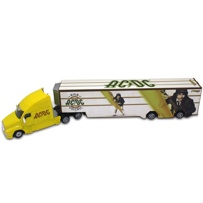 Hot Wheels - Tour Haulers Collection - AC/DC
