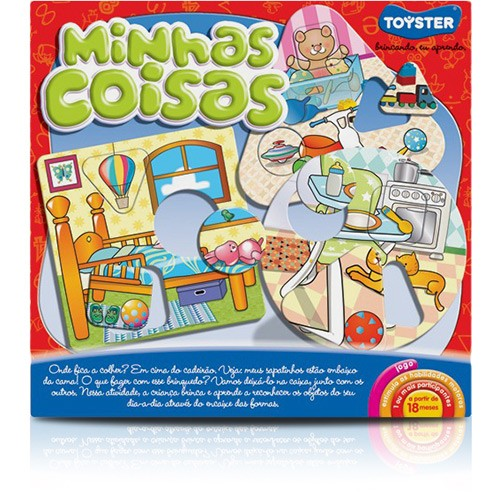 Minhas Coisas - Toyster  - Hobby Lobby CollectorStore