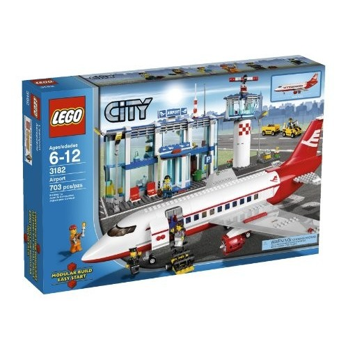 Lego City - Aeroporto - Ref.:3182