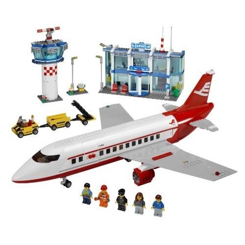 Lego City - Aeroporto - Ref.:3182  - Hobby Lobby CollectorStore