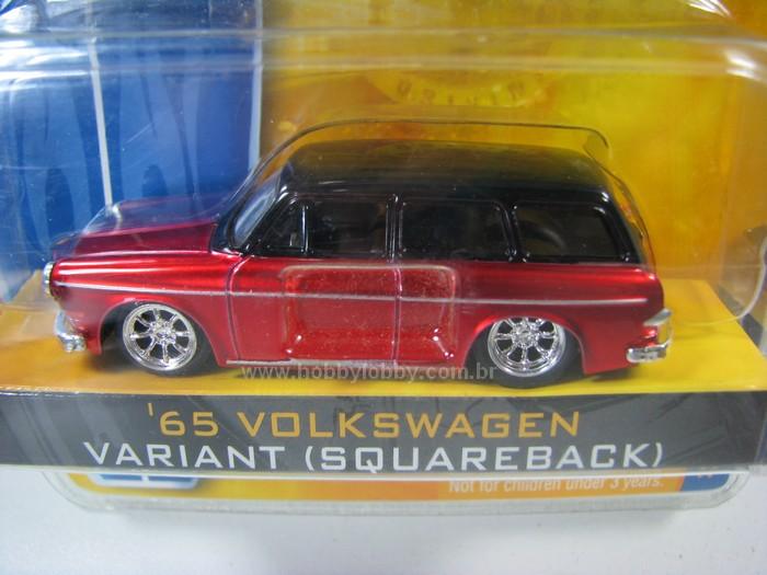 Jada Toys - ´65 VW Variant (Squareback)  - Hobby Lobby CollectorStore