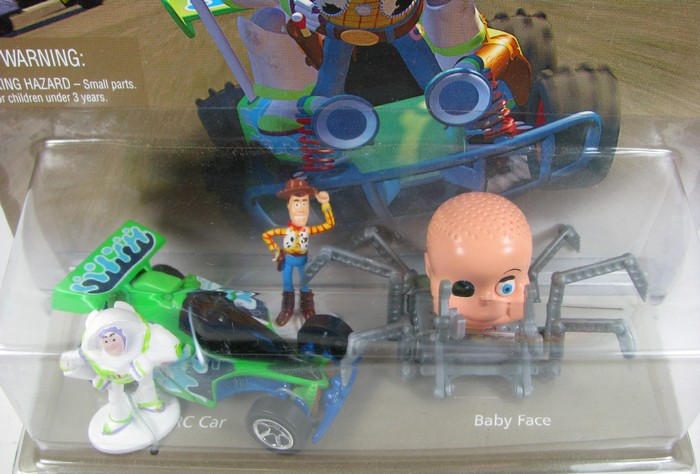Hot Wheels - Action Pack - Toy Story  - Hobby Lobby CollectorStore