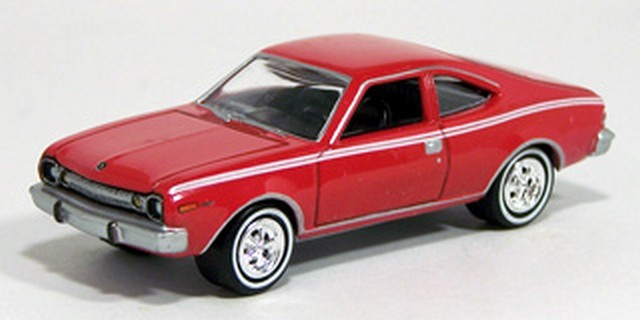 Johnny Lightning - 007 The Man With The Golden Gun - AMC Hornet  - Hobby Lobby CollectorStore