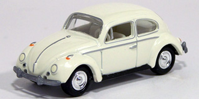 Johnny Lightning - 007 Octopussy - German Tourists´VW Beetle  - Hobby Lobby CollectorStore