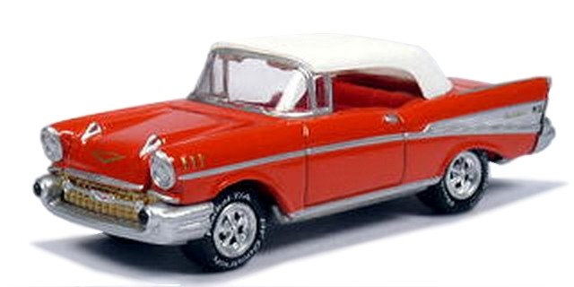 Johnny Lightning - Collector Club - ´57 Chevy Set  - Hobby Lobby CollectorStore