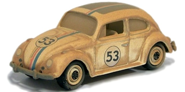 Johnny Lightning - Hollywood on Wheels - Herbie Fully Loaded  - Hobby Lobby CollectorStore