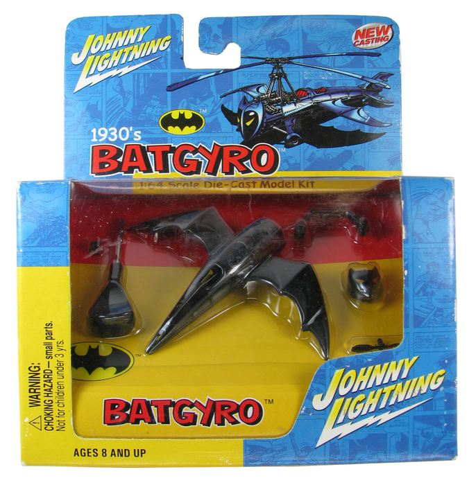 Johnny Lightning - Batman - Batgyro DC Comics 1930´s - Hobby Lobby CollectorStore