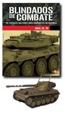 Altaya - Blindados de Combate - AMX-13/75  - Hobby Lobby CollectorStore