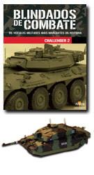 Altaya - Blindados de Combate - Challenger 2 Royal Scots Dragoon Guards Regiment  - Hobby Lobby CollectorStore
