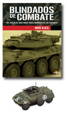 Altaya - Blindados de Combate - Ford M20 Armored Utility Car  - Hobby Lobby CollectorStore