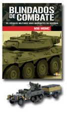Altaya - Blindados de Combate - M16 MGMC & 1-ton trailer 447th AAA  - Hobby Lobby CollectorStore