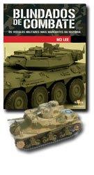 Altaya - Blindados de Combate - M3 Lee  - Hobby Lobby CollectorStore