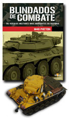 Altaya - Blindados de Combate - M46 Patton   - Hobby Lobby CollectorStore