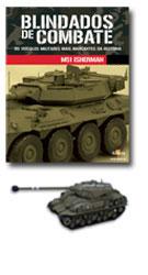 Altaya - Blindados de Combate - M-51 ISherman  - Hobby Lobby CollectorStore