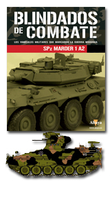 Altaya - Blindados de Combate - Marder 1A2  - Hobby Lobby CollectorStore