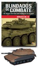 Altaya - Blindados de Combate - Merkava Mk. IV  - Hobby Lobby CollectorStore