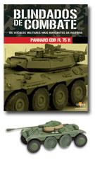 Altaya - Blindados de Combate - Panhard EBR-75  - Hobby Lobby CollectorStore