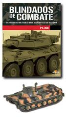 Altaya - Blindados de Combate - PT-76B   - Hobby Lobby CollectorStore