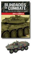 Altaya - Blindados de Combate - SPPZ 2 Luchs A1  - Hobby Lobby CollectorStore